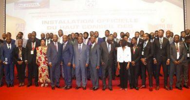 La diaspora togolaise a officiellement son haut Conseil