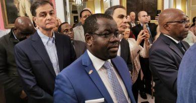 Le Togo à la traditionnelle réception « hivernale »